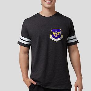 USAF-8th-AF-Shield-Bonnie Mens Football Shirt