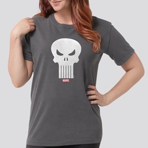 Punisher Skull Womens Comfort Colors Shirt
