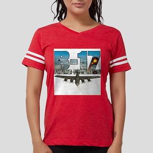 b17shirt_cafepress Womens Football Shirt