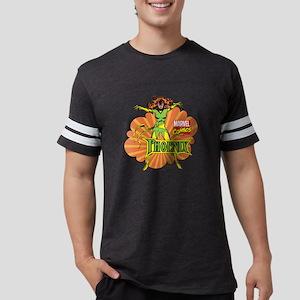 Phoenix X-Men Mens Football Shirt