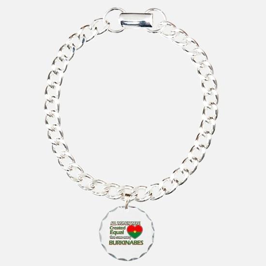 Burkinabes Husband designs Bracelet