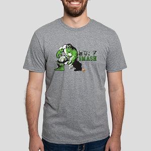 Hulk Color Splash Mens Tri-blend T-Shirt