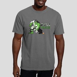 Hulk Color Splash Mens Comfort Colors Shirt