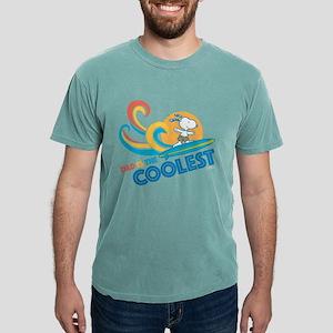 Coolest Dad Dark Mens Comfort Colors Shirt
