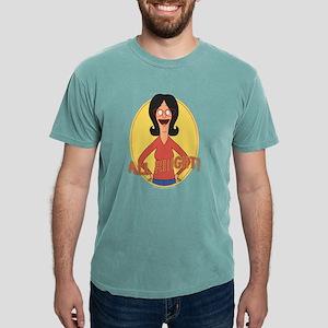 Bob's Burgers All Right  Mens Comfort Colors Shirt