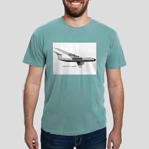 Lockheed C-141 Starlifte Mens Comfort Colors Shirt