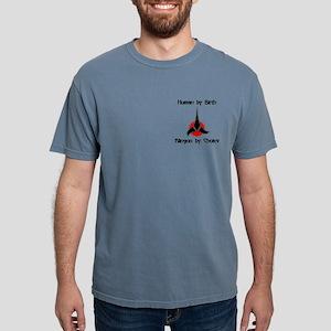 Born Klingon R and B Mens Comfort Colors Shirt