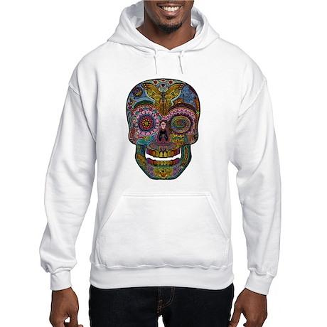 DOD Sk511-col Hooded Sweatshirt