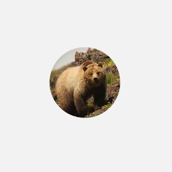 bear Mini Button