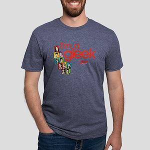 I'm a Gleek Dark Mens Tri-blend T-Shirt