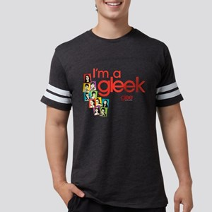 I'm a Gleek Dark Mens Football Shirt