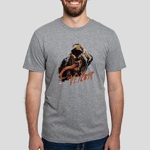 Abstract Venom Mens Tri-blend T-Shirt