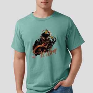 Abstract Venom Mens Comfort Colors Shirt