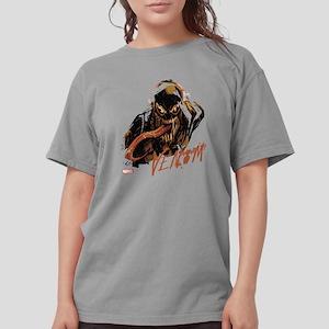 Abstract Venom Womens Comfort Colors Shirt