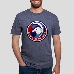 F-15 Eagle Crew Chief Mens Tri-blend T-Shirt