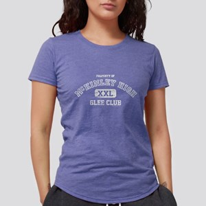 McKinley High Dark Womens Tri-blend T-Shirt
