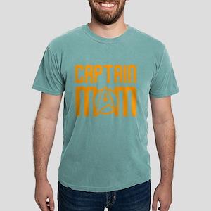 Star Trek: Captain Mom Mens Comfort Colors Shirt