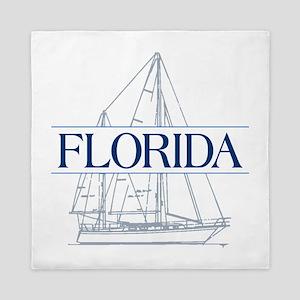Florida - Queen Duvet