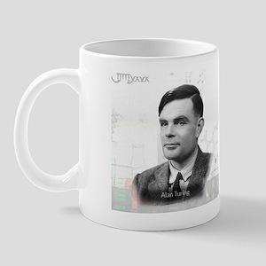 Alan Turing Historical Mugs