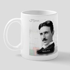Nikola Tesla Historical Mugs