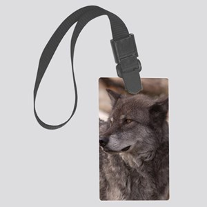 Just Blending In Large Luggage Tag