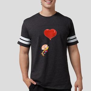 Family Guy Heart Mens Football Shirt