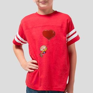 Family Guy Heart Youth Football Shirt