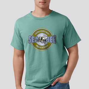 Seabee (US Navy) Mens Comfort Colors Shirt
