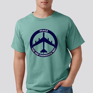 Peace The Old Fashioned  Mens Comfort Colors Shirt