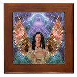 Angel #56 : Framed Tile