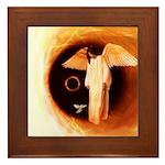 Angel #214 : Framed Tile