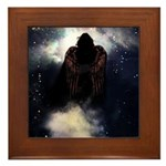Angel #205 : Framed Tile