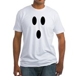 Sp000ky Ghost Fitted T-Shirt