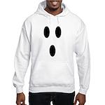 Sp000ky Ghost Hooded Sweatshirt