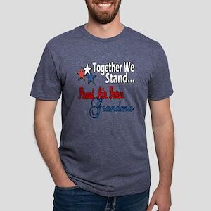 MilitaryEditionTogetherGran Mens Tri-blend T-Shirt