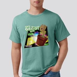 GOTG Get Your Groot On Mens Comfort Colors Shirt