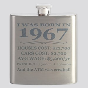 Birthday Facts-1967 Flask