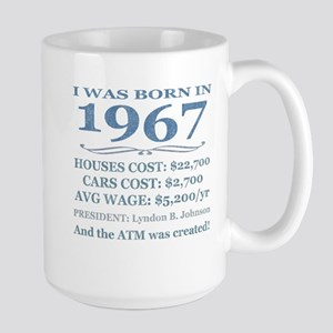 Birthday Facts-1967 Mugs