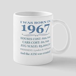Birthday Facts-1967 Mugs