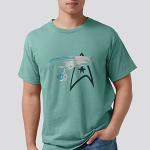 Star Trek Enterprise NCC Mens Comfort Colors Shirt