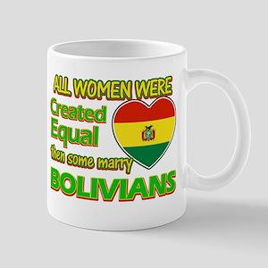 Bolivians Husband designs Mug