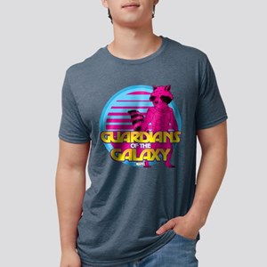 292313_rocket_pink Mens Tri-blend T-Shirt