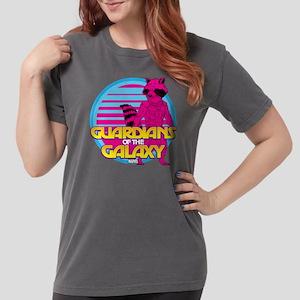 292313_rocket_pink Womens Comfort Colors Shirt