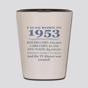 Birthday Facts-1953 Shot Glass
