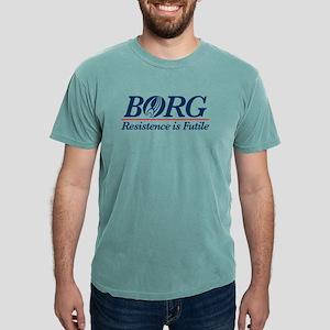 Borg Political Mens Comfort Colors Shirt