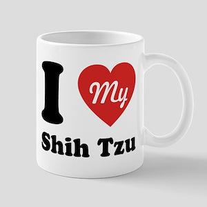 I Heart My Shih Tzu Mug