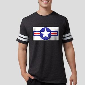 airforcestarandbars Mens Football Shirt