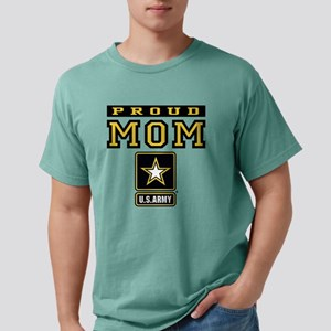 armymom1 Mens Comfort Colors Shirt