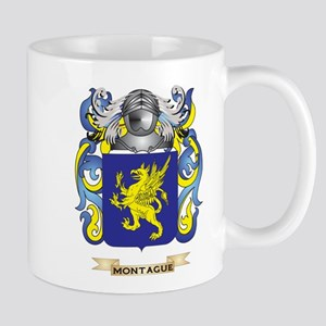 Montague Coat of Arms - Family Crest Mugs