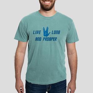 star-trek_live-long-and- Mens Comfort Colors Shirt
